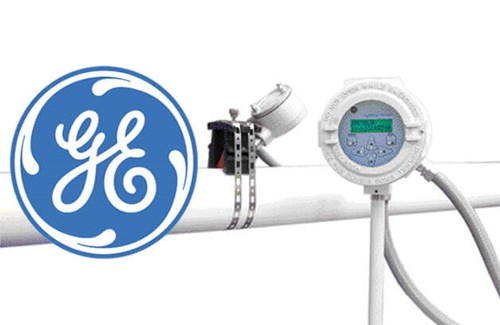GE and Atmos agreement - photo of GE logo and Atmos equipment