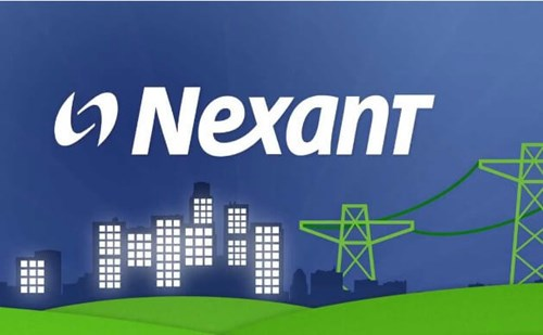Nexant Ltd. logo and marketing image