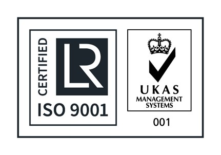Lloyds Register ISO 90001 UKAS Management Systems. Quality Management